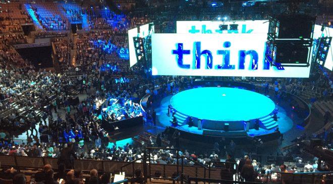 IBM Think 2018 会場